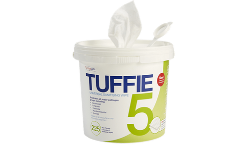 Sanitising Wipes. PPE Supplies