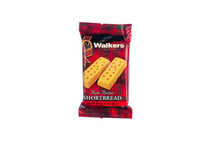 Walkers Double Finger Shortbread 28g
