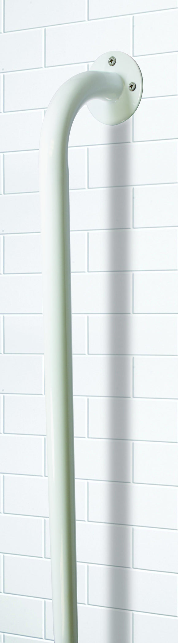B3224 Grab Bar 24in White Enamel