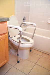 B5040 Adjustable Toilet Safety Rails
