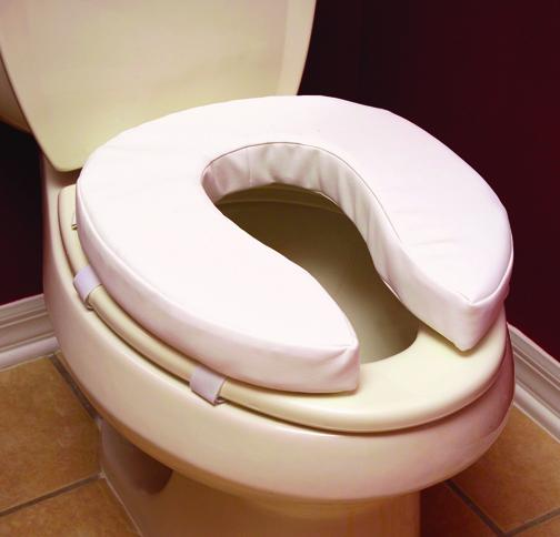 B5070 Padded Toilet Cushion - 2in