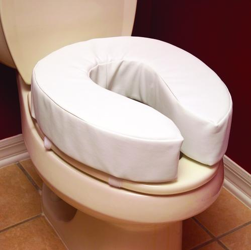 B5071 Padded Toilet Cushion - 4in