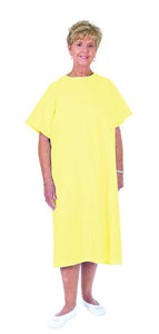 C3014B-3 Standard Gown - Yellow - Bulk 3