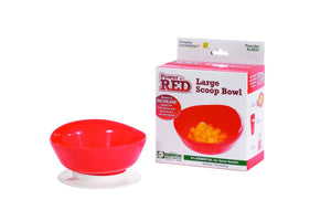 L5031 Power of Red Large Scoop Bowl