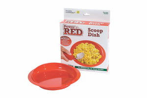 L5032 Power of Red Scoop Dish