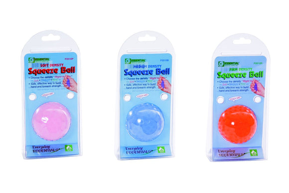 P2010-R Dimpled Squeeze Ball - Firm