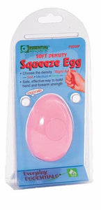 P2020-P Egg Shaped Squeeze Ball - Soft