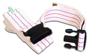 P2504 Standard Gait Belt - 72in Long Plastic Buckle