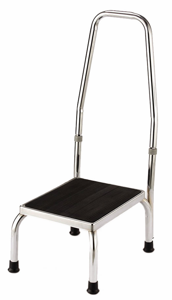 P2701 Chrome Plated Stool w- Handle