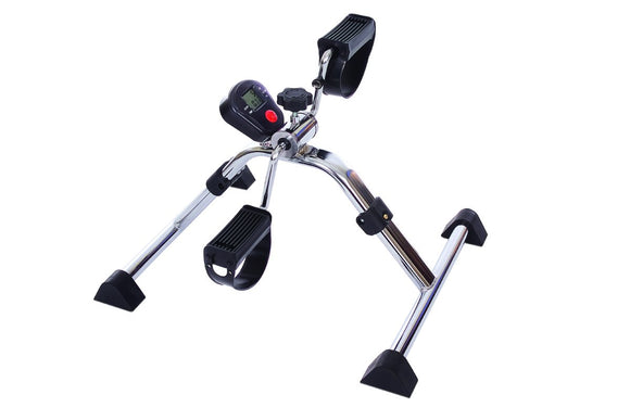 P3101 Folding Pedal Exerciser with Tracking Meter