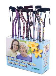 SW730-Spring-Summer Full Color Cane Display with Father's Day Theme