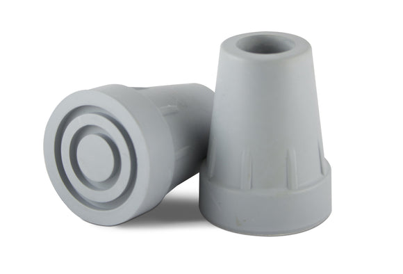 T10058G Cane Tips 5-8in - Gray  #17