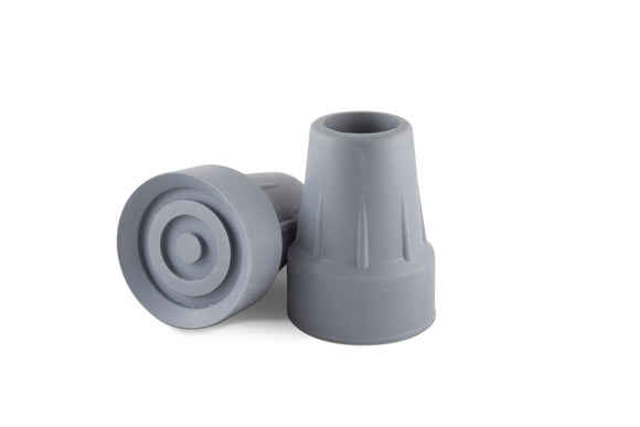T10078G Cane Tips 7-8in - Gray #19