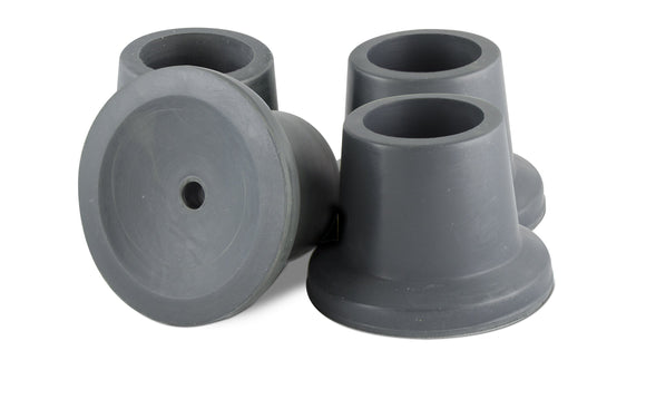 T60118G Rubber Tips for Shower Benches - Gray