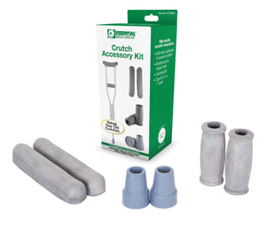 T70040 Crutch Accessory Kit - Gray