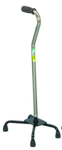 W1301BR Small Base Quad Cane - Bronze