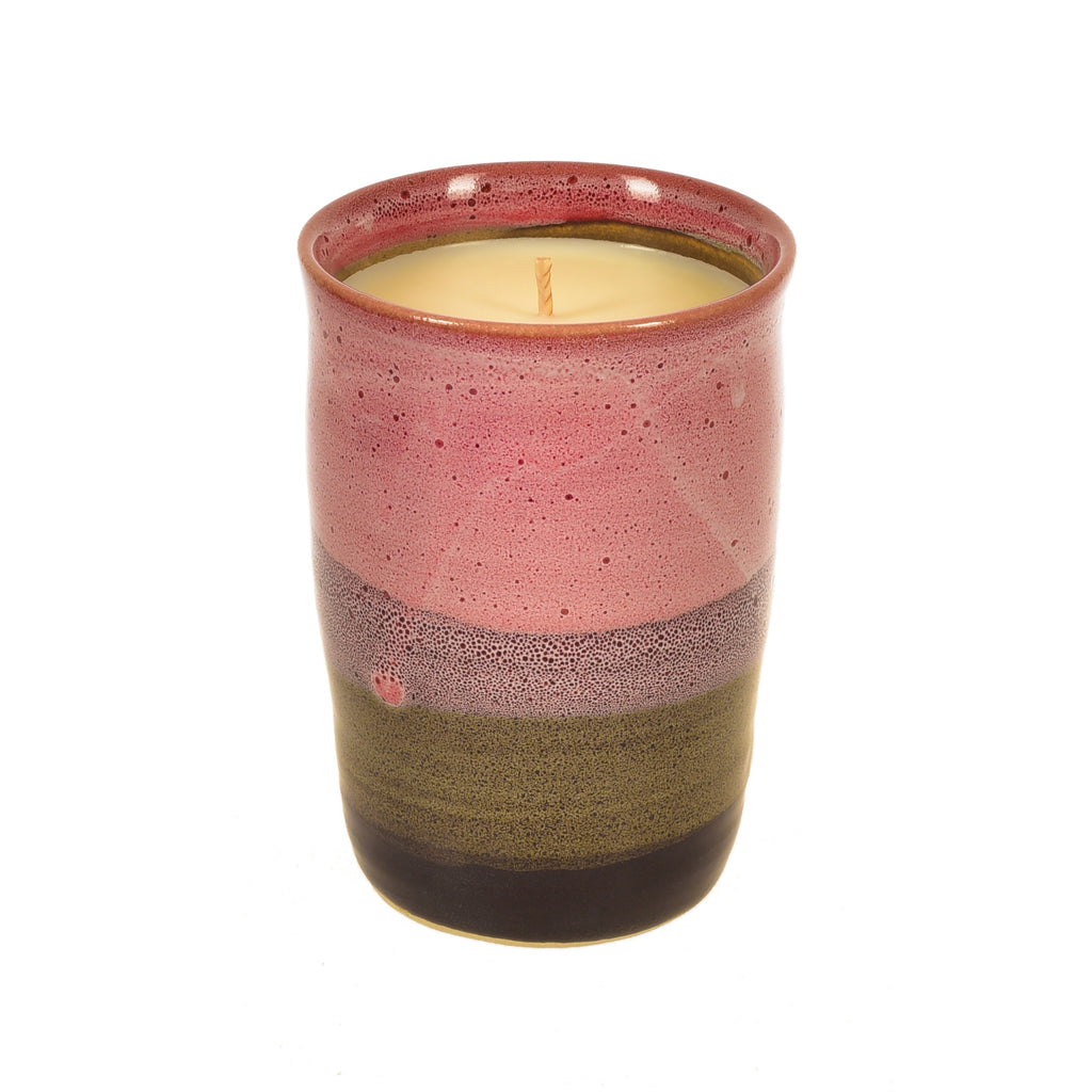 Pink-Brown-Handmade-Soy-Candle-Ceramic-Re-useable-Lux-Candle-Co-Margaret-River