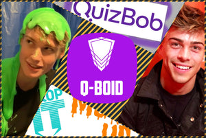 Q-BOID will take QuizBob to the next level!