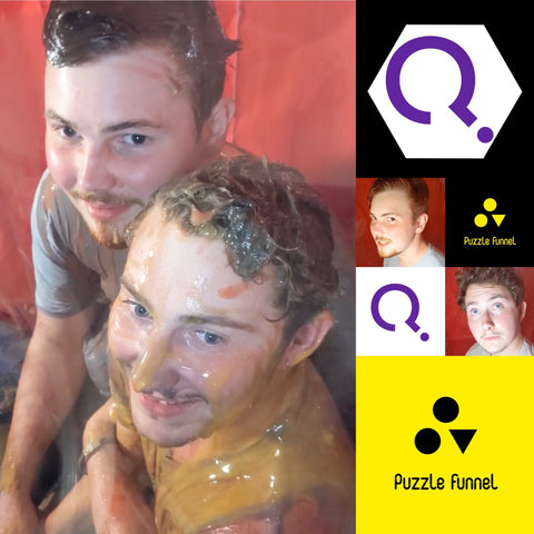 Puzzle Funnel Double - Tom & Ryan