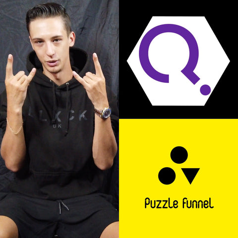 Puzzle Funnel - Justin
