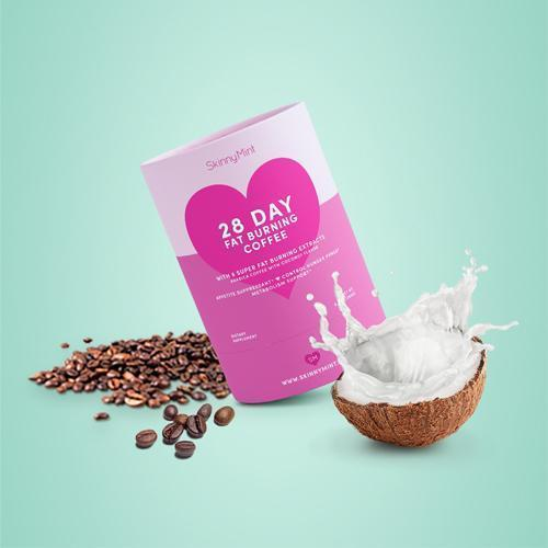 28 Day Fat Burning Coffee