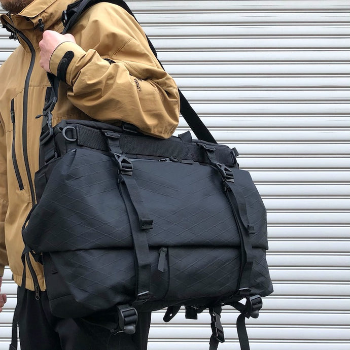 -〔MEN'S〕〔WOMEN'S〕-  CODE OF BELL コード オブ ベル  X-CASE / 3-Way Traveller Brief Pack