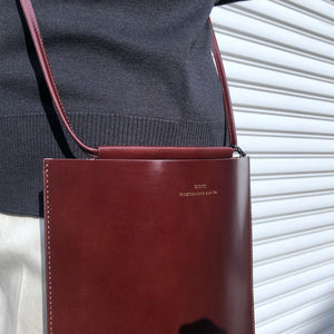 -〔WOMEN'S〕-  SCYE サイ   Patent Leather Pochett M