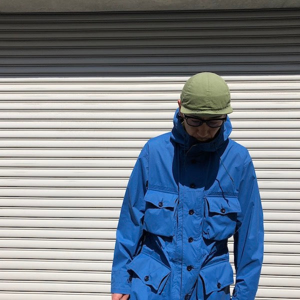 -〔MEN'S〕- Nigel Cabourn ナイジェルケーボン SWEDISH PARKA