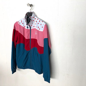 -〔MEN'S〕- by Parra パラ   TRACK TOP THE HILLS JACKET