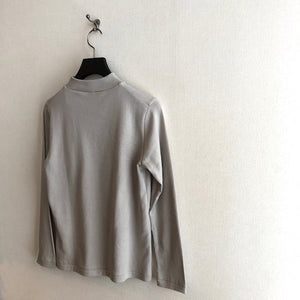 -〔WOMEN'S〕-   MY マイ    BOTTLE NECK LONG SLEEVE TOP