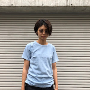 -〔WOMEN'S〕-  Nigel Cabourn ナイジェル ケーボン  CREW NECK T SHIRT