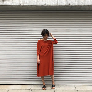 -〔WOMEN'S〕-  hannes roether ハネスルーザー  TOMBOY