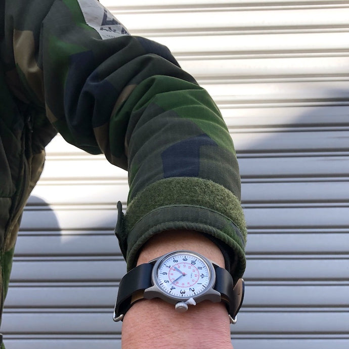 -〔MEN'S〕〔WOMEN'S〕-  Nigel Cabourn x TIMEX ナイジェルケーボン タイメックス   NAVAL OFFICERS WATCH