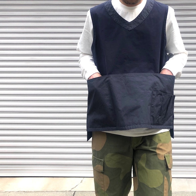 -〔MEN'S〕-  Nigel Cabourn ナイジェルケーボン   REVERSIBLE ARMY VEST