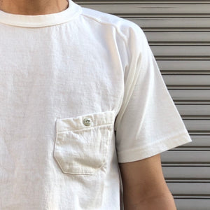 -〔MEN'S〕-  Nigel Cabourn ナイジェルケーボン  NEW BASIC T SHIRT