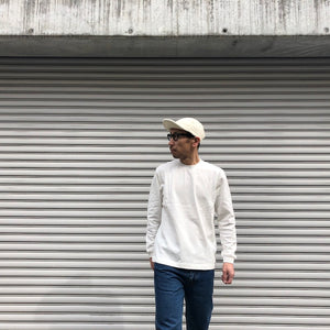 -〔MEN'S〕〔WOMEN'S〕-   Nigel Cabourn ナイジェルケーボン  LYBRO ライブロ MECHANIC CAP CANVAS