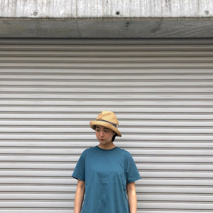 -〔WOMEN'S〕-  MY_ マイ  COMBED YARN S/S T SHIRT