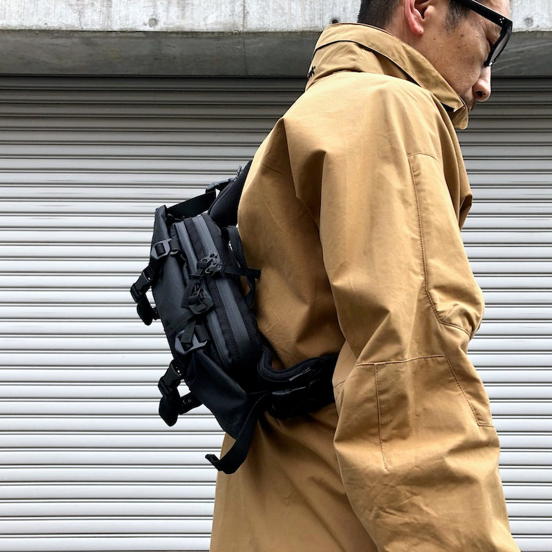 -〔MEN'S〕〔WOMEN'S〕-  CODE OF BELL コード オブ ベル  X-POD / Crosspack (S)