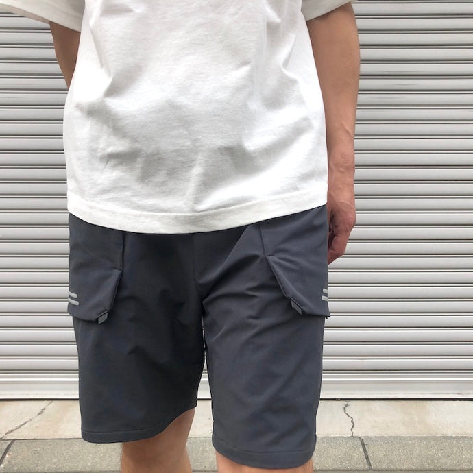 -〔MEN'S〕-  alk phenix アルクフェニックス  TAB SHORTS / TECH URAKE LIGHT