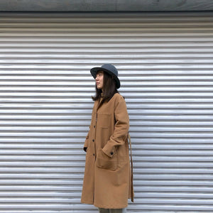 -〔WOMEN'S〕-  Nigel Cabourn ナイジェルケーボン  ATELIER COAT BASIC