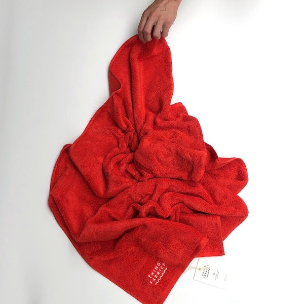-〔DAILY NECESSARIES〕-  THING FABRICS シングファブリックス  BATH TOWEL