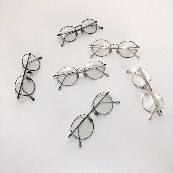 -〔MEN'S〕〔WOMEN'S〕- VONN ヴォン TOGA  OPTICAL  ROUNDMETAL FRAME   鯖江 made