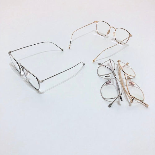 -〔MEN'S〕〔WOMEN'S〕-  VONN ヴォン   SARA  OPTICAL  WELLINGTON METAL FRAME  鯖江 made