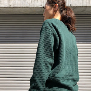 -〔WOMEN'S〕-  MY_ マイ  PELUM TRUNK KNIT