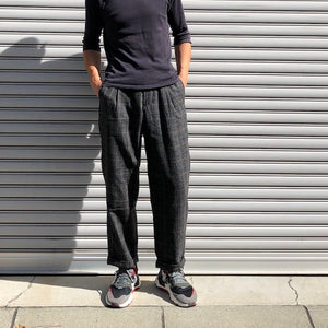 -〔MEN'S〕-  GRAMICCI グラミチ   WOOL TUCK PANTS