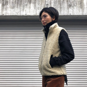 -〔WOMEN'S〕-  FARFIELD ORIGINAL ファーフィールド   FELL VEST BOA