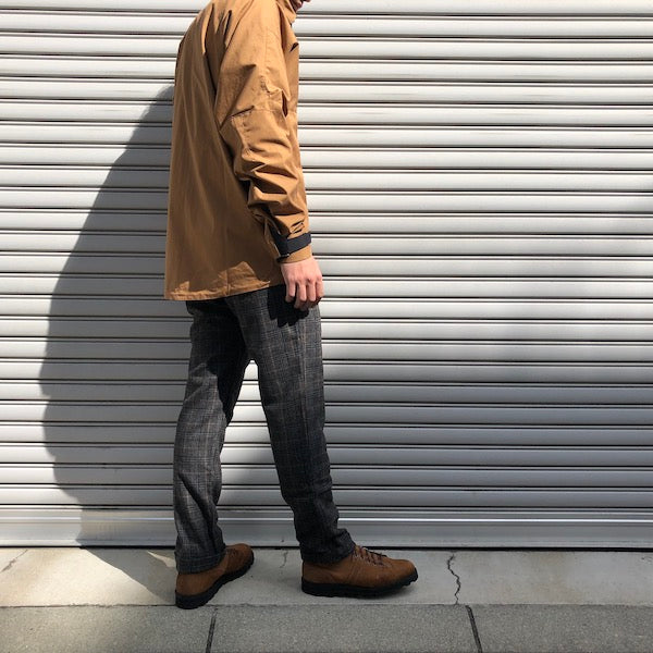 -〔MEN'S〕-  GRAMICCI グラミチ  WOOL BREND NN PANTS (JUST CUT)
