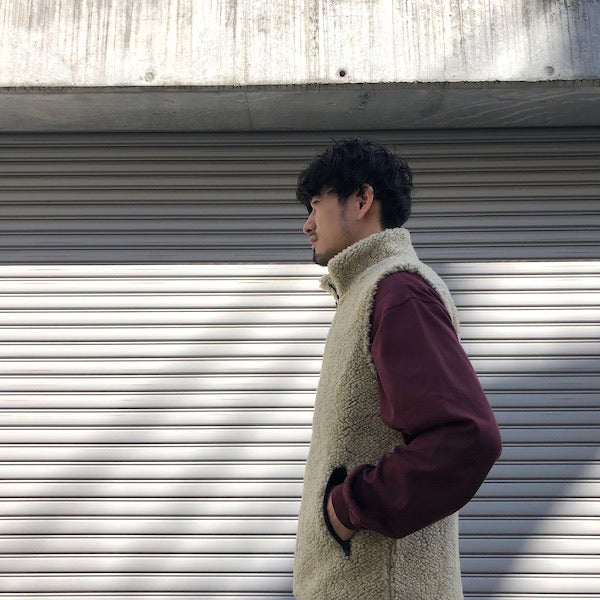 -〔MEN'S〕-  FARFIELD ORIGINAL ファーフィールド  FELL VEST