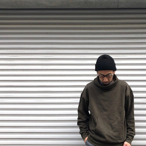 -〔MEN'S〕-  Nigel Cabourn ナイジェルケーボン THE ARMY GYM  CREW ROLL NECK