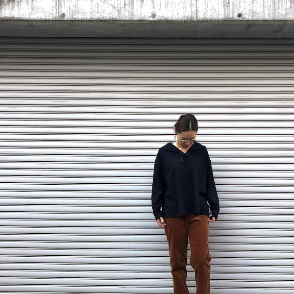 -〔WOMEN'S〕-  Nigel Cabourn ナイジェル ケーボン  SAILOR PULL OVER